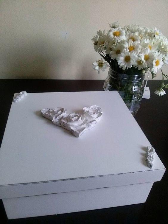 Caixa de biju provençal