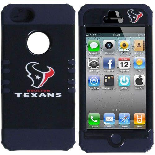 Houston Texans iPhone 5 Rocker Case
