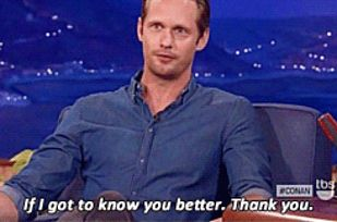 The 34 Most Important Things Alexander Skarsgard Did In 2013