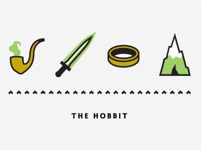 the hobbit symbols - Google Search