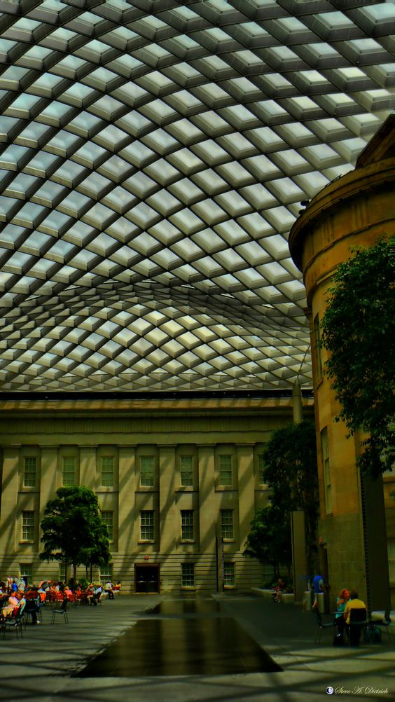 Check out the National Portrait Gallery - Washington DC