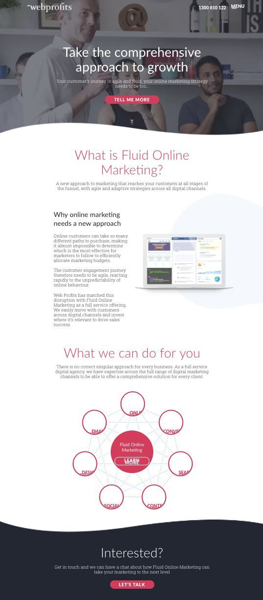 Landing Pages 2020 Web Design In 2020 Best Landing Pages Best Landing Page Design Landing Page Examples