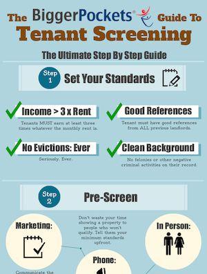 The Bigger Pockets Guide to Tenant Screening