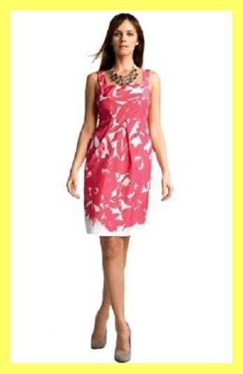 NWT $98 BANANA REPUBLIC REBECCA PINK WHITE FLORAL SILK COTTON DRESS Size 8  #BananaRepublic #Sundress