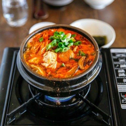 Recipe Korean Tofu Soup