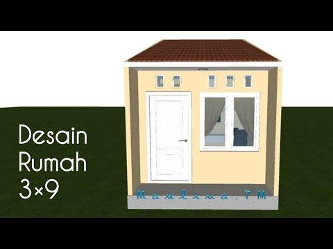 Menata Ruang Di Rumah Kontrakan 3 Petak Ukuran 3 9 Desain Interior Planner 5d Youtube Rumah Interior Desain Interior