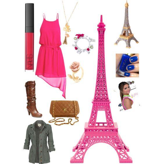 Paris #2 love is