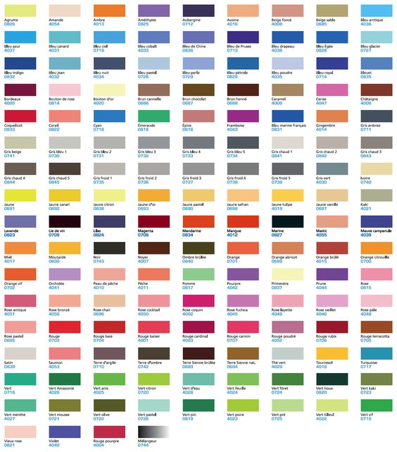 Pinterest le catalogue d 39 id es - Gamme chromatique couleur ...