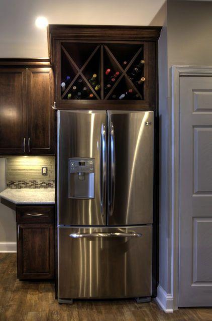 Open Shelving Wine Racks And Patterns On Pinterest
