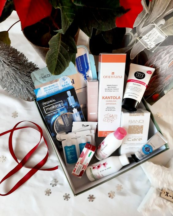 pure beauty box