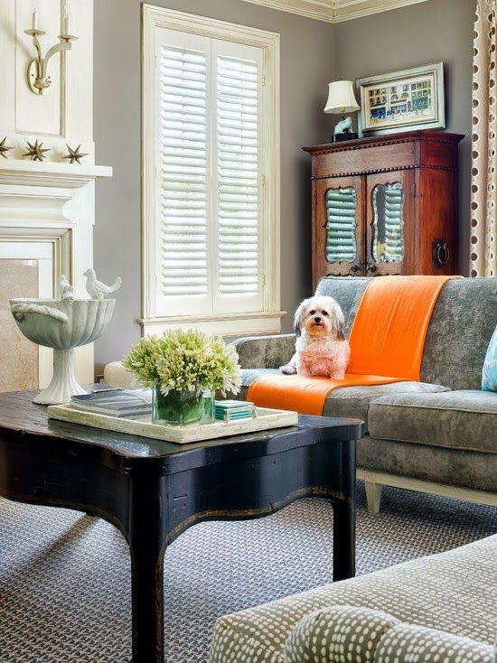 Diseño de Interiores & Arquitectura: Residencia Windsor Road, con Espacios Hermosos y Coloridos en Austin, Texas