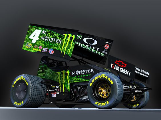 Sprint Car Pic Google Search Hobbie Pinterest Monster