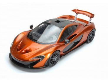 The TrueScale Minitatures 1/12 McLaren P1 2013 In Volcano Orange is part of the TrueScale Miniatures 1/12 scale resin model car range and displays some fantastic and intricate details.
