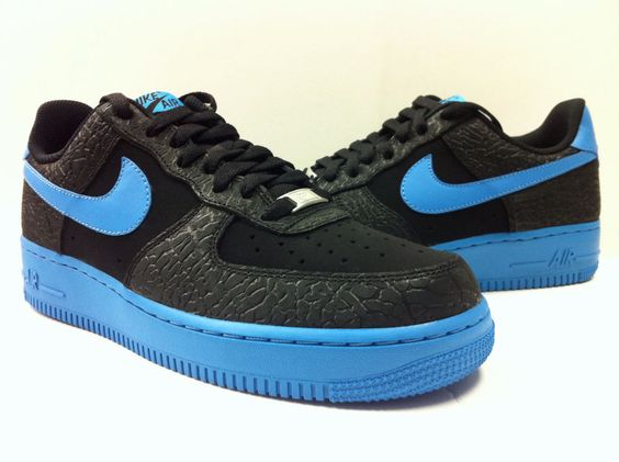 nike air max 360 chaussures gros - 488298 042 nike air force 1 low black/vivid blue-elephant print ...