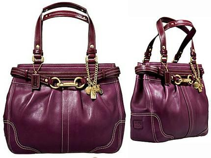 Not a coach girl. But i love this one. The color is awsome....