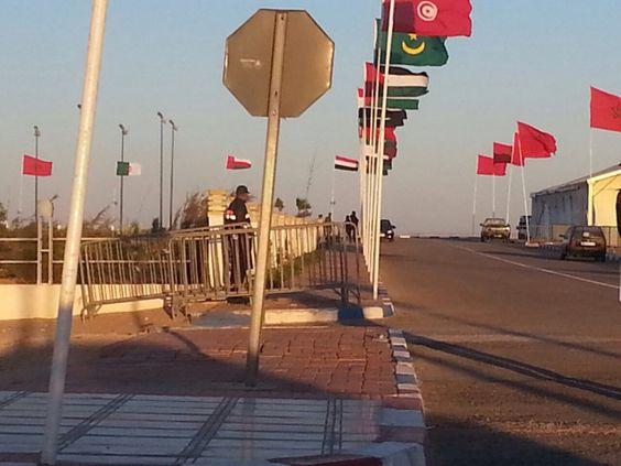 Plan de paix au Sahara Occidental: Sahara Occidental: Pour la énième fois, le Maroc souille le drapeau algérien