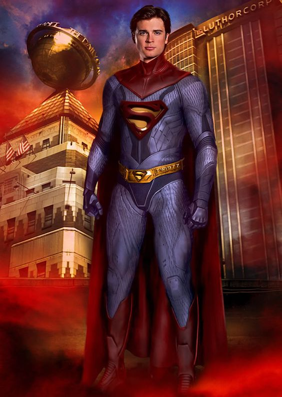Why Tom Welling Should Play Superman in the Next Movie ...