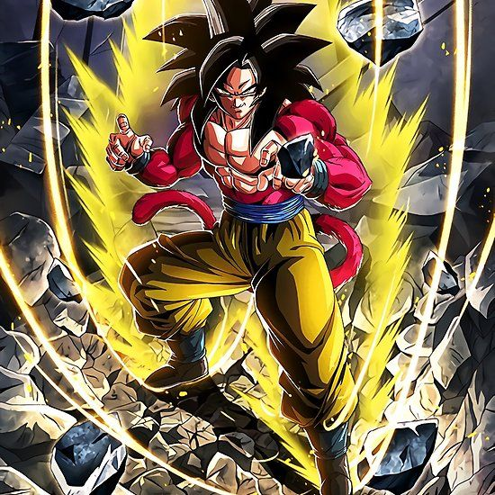 Goku Super Saiyan 4 Dragon Ball Super Manga Dragon Ball Goku