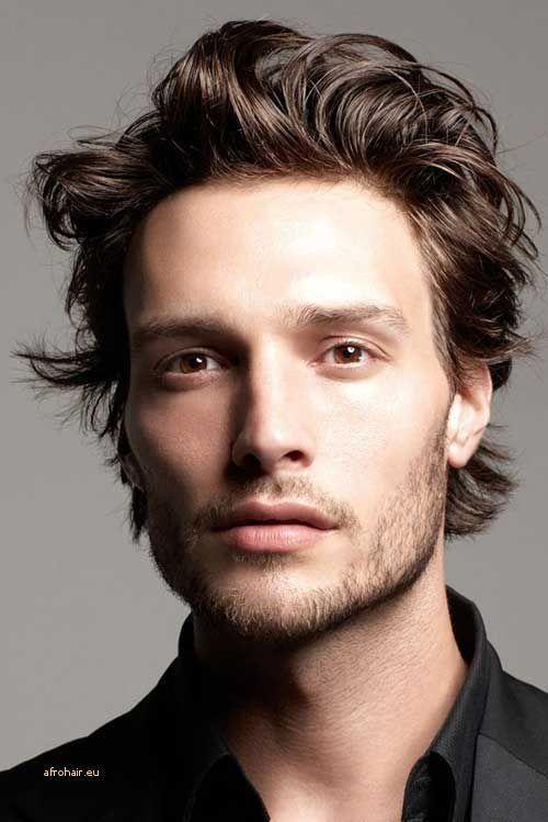 20 Inspirierende Mittlere Frisuren Für Männer Frisuren