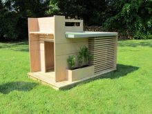 kotkot in the city : abris en bois pour animaux / poulailler ... - Fabriquer Une Cabane De Jardin Pour Enfant