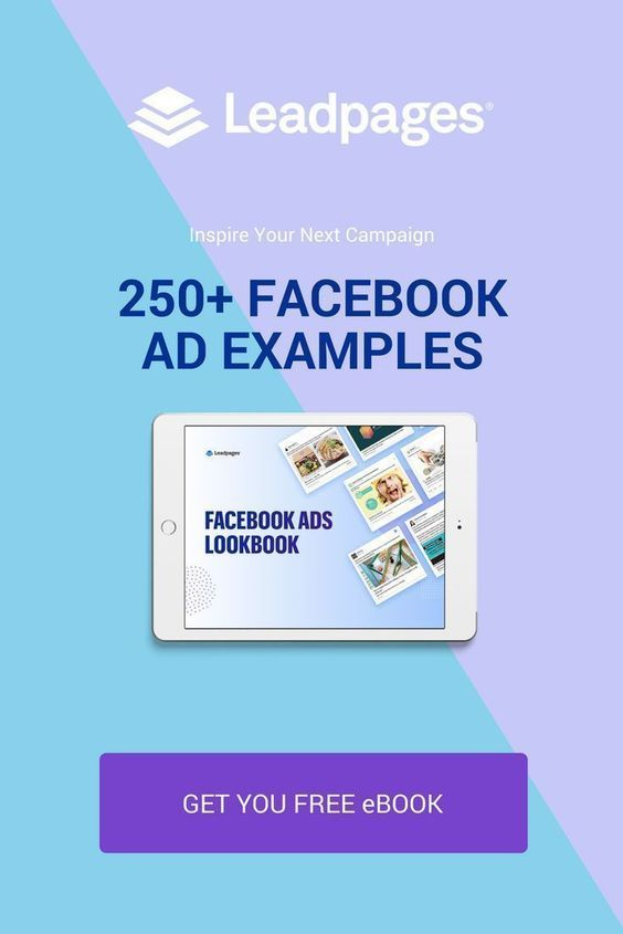 250 Facebook Ad Examples Ebook On How To Run Successful