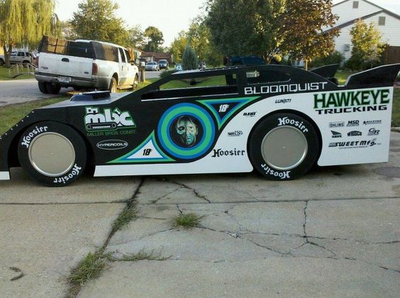race car driver killed houston