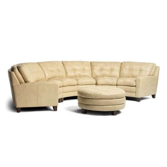 curved sofa | Southstreet