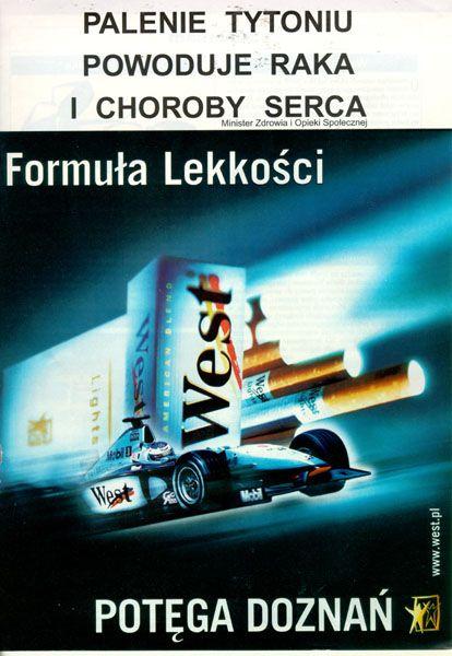 <a href='http://www.tobaccofreekids.org/ad_gallery/category/magazine'>Magazine</a>, <a href='http://www.tobaccofreekids.org/ad_gallery/category/imperial_tobacco'>Imperial Tobacco</a>, <a href='http://www.tobaccofreekids.org/ad_gallery/category/reemtsma_cigarettenfabriken_gmbh'>Reemtsma Cigarettenfabriken GmbH </a>, <a href='http://www.tobaccofreekids.org/ad_gallery/category/west'>West</a>, <a href='http://www.tobaccofreekids.org/ad_gallery/category/poland'>Poland</a> <br><br> <em><a…
