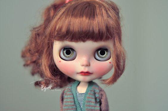 Reserved On Layaway NanoPico Custom Neo Blythe Doll by NanoPico, $500.00