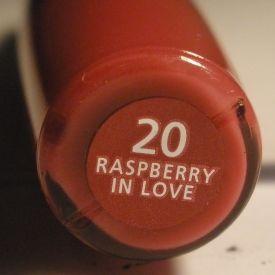 » Alverde sjaj za usne Maximize effect, Raspberry in love | Blender Online