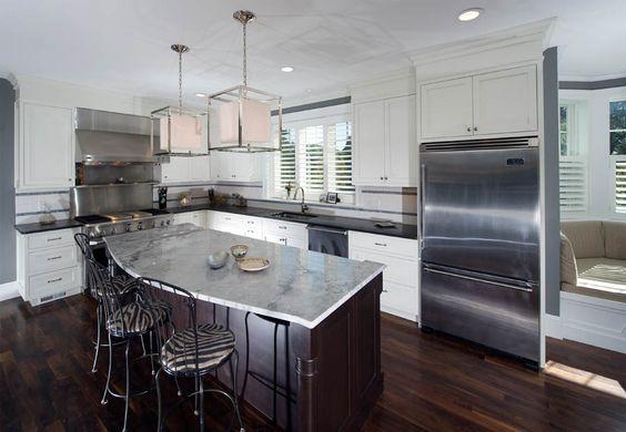 Kitchen Layout Fridge On Sink Wall Keystone Development