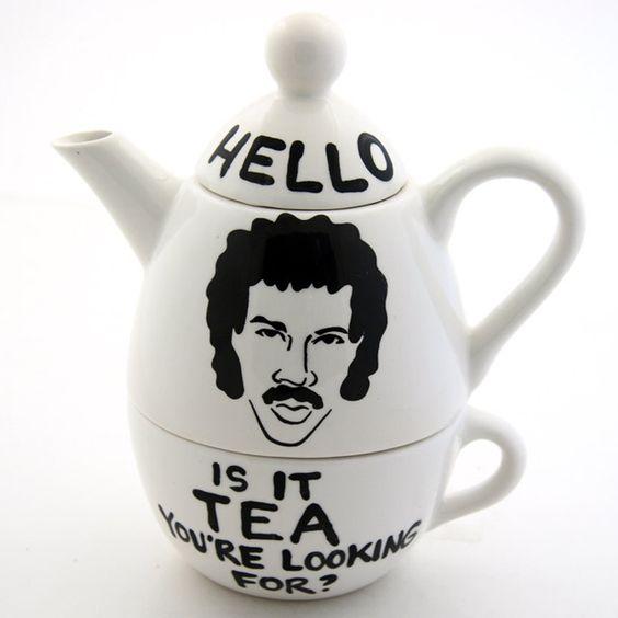 Oh Lionel...