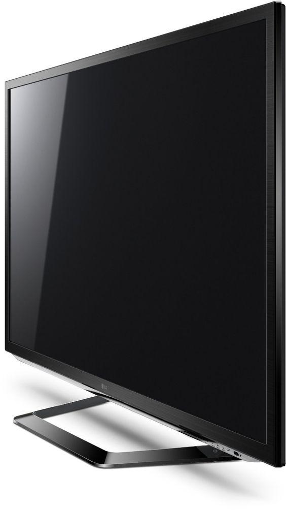 LG 42LM620S 107 cm (42 Zoll) Cinema 3D LED-Backlight-Fernseher, EEK A+ (Full-HD, 400Hz MCI, DVB-T/C/S2, Smart TV, HbbTV) schwarz: Amazon.de: Heimkino, TV & Video