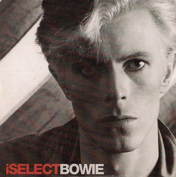 DAVID BOWIE iSELECTBOWIE 12 TRACKS PROMO CD