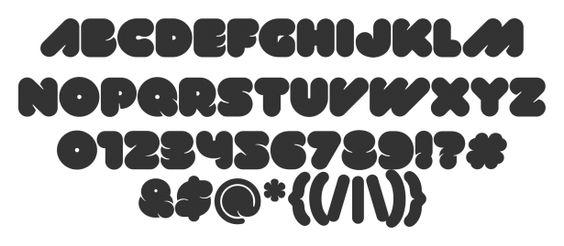 VAL Sample  #tipografia