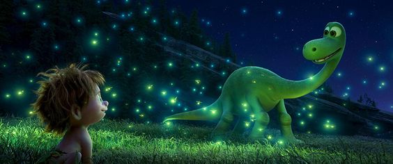 Kindness Brings a Dino & Human Boy Together as Friends in New Trailer for 'The Good Dinosaur'