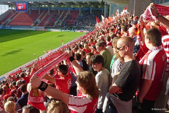 Kickers Offenbach - SV Waldhof 1:0, 19.10.2014 #Kickers #Offenbach #OFC #Regionalliga