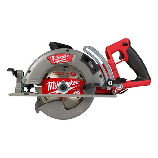 Milwaukee 2830 20 M18 Fuel Rear Handle 7 1 4 In Circular Saw Tool Only Circular Saw Cordless Power Tools Milwaukee Tools