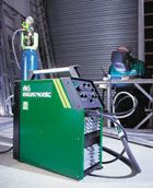 200amp MMA/TIG AC/DC Inverter - This lightweight, dual-coltage control TIG welding machine  is ideal for fitting and repair work of trucks, trailers, automobiles, lightweight aluminium and aluminium alloys. Featuring AC balance control for maximum cleaning or penetrations #toolhire #equipmenthire #hss #hsshire #welding #repair #repairwork #workshop #garage