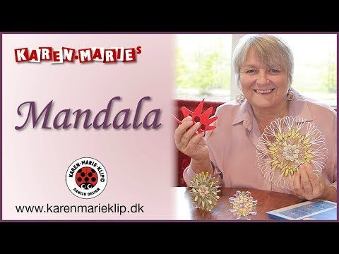 Karen Marie Klip The Vintage Christmas Tree Quilling Kit