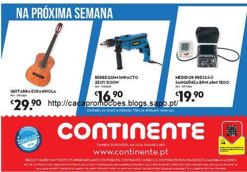 Promoções Continente - Antevisão descontos Folheto Bazarão 23 a 29 agosto - http://parapoupar.com/promocoes-continente-antevisao-descontos-folheto-bazarao-23-a-29-agosto/