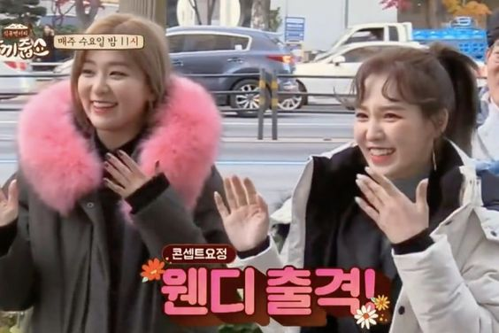 "Watch: Red Velvet's Seulgi And Wendy Steal MCs' Hearts In ""Let's Eat Dinner Together"" Preview"