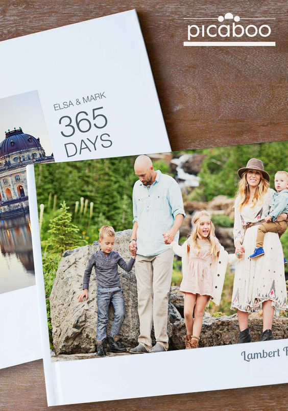 Photo Books - Showcase Your Smiles with Custom Photo Books