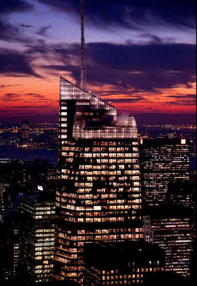 The Bank of America Tower