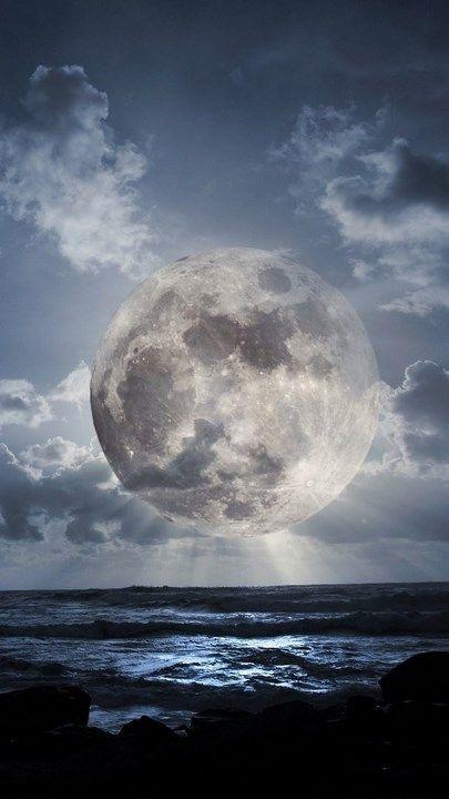 خلفيات ايفون 7 طبيعه Nature Wallpapers Iphone Tecnologis Moon Photography Moon Shadow Beautiful Moon