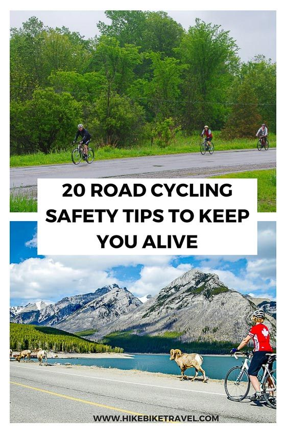 20 Road Cycling Safety Tips That Will Keep You Alive Road