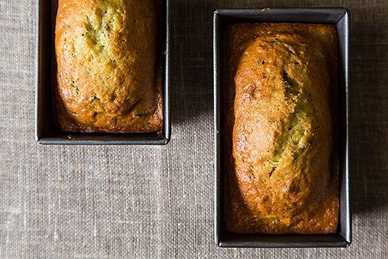 ++ zucchini bread