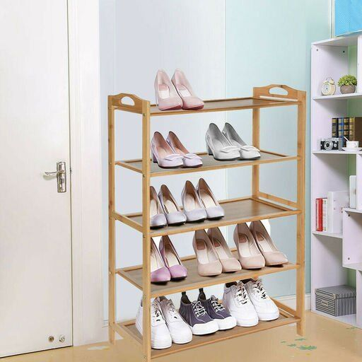 Neue Tragbare Multifunktionale Schuhe Rack Regal Lagerung