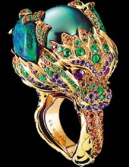 Dior Spectacular-Dragon Ring