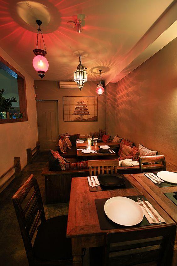 Restaurante SAJ - SP